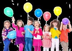Выпускные для детских садом вместе с ДК «Салют»