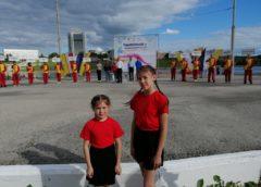 Коллектив ДК «Салют» выступил на Чемпионате по спортивной ходьбе