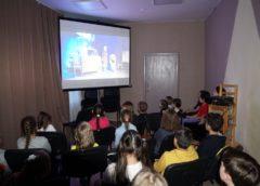 ДК «Салют» прошла демонстрация видеоспектаклей