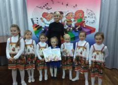 Коллектив ДК «Салют» в детском вокальном конкурсе