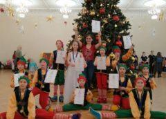 Ансамбль народного танца «Волжские узоры» — победитель Гран-При !