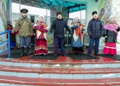 Коллективы ДК «Салют» на Межрегиональной выставке
