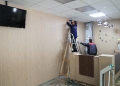 ДК «Салют» — работа продолжается!