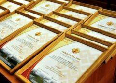 Поздравляем участников клубных формирований ДК «Салют» с получением специальных стипендий Главы Чувашской Республики для представителей молодежи и студентов за особую творческую устремлённость