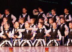 В ДК «Салют» прошла конкурсная программа хореографического творчества