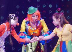 В ДК «Салют» состоялась театрализованная программа «Цветные сны»!