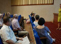 В ДК «Салют» состоялось итоговое совещание руководителей клубных формирований