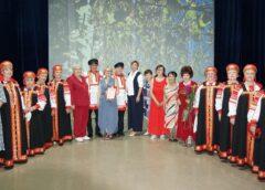 В ДК «Салют» состоялся патриотический концерт хора ветеранов из города Ковров