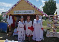 Коллектив ДК «Салют» принял участие в этнокультурном фестивале