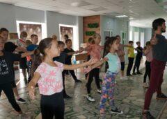 Всероссийская акция «Культурная суббота» в ДК «Салют»