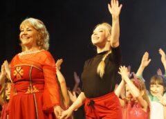 Во Дворце культуры «Салют» прошел отчетный концерт двух коллективов!