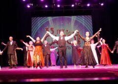 В ДК «Салют» прошел праздничный концерт, посвященный 35-летию Дворца