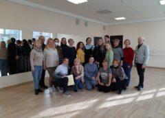 В Республиканском центре народного творчества «ДК тракторостроителей» состоялся семинар-практикум